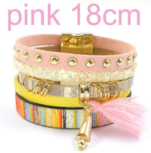 pink size 18CM