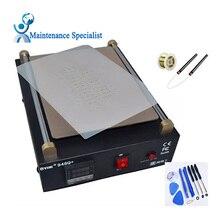 Uyue 948Q + Incorporado En la Bomba De Vacío Separador de Pantalla LCD del teléfono Móvil máquina Max 11 pulgadas Lente de Vidrio de Reparación + 50 m De Corte alambre