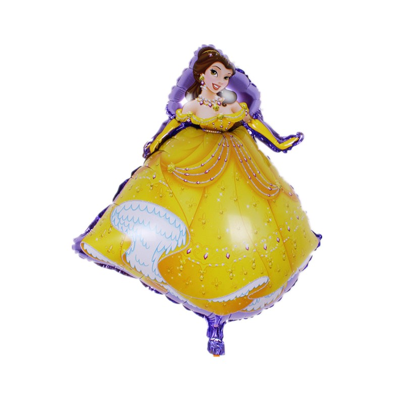 1PCS   Birthday Party Princess, Christmas Balloons Wedding Decoration Kids Gift