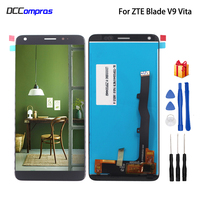 For ZTE Blade V9 Vita LCD Display Touch Screen Digitizer Aseembly Replacement For ZTE Blade V9 Vita Screen LCD Phone Parts Tools