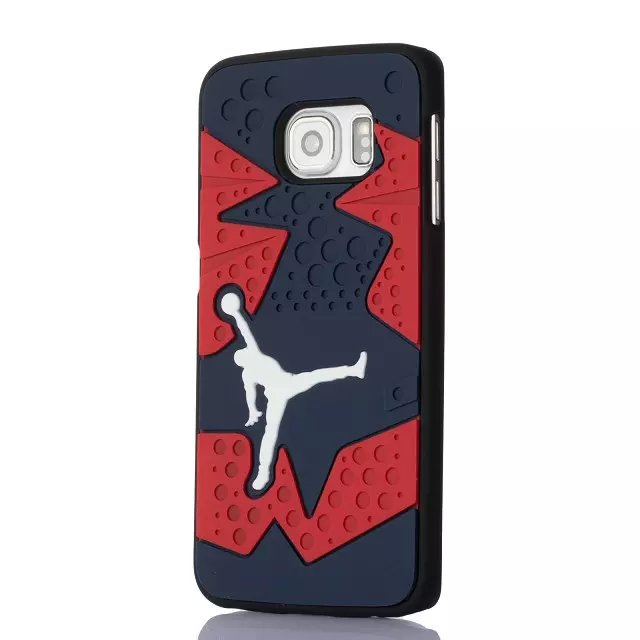 S6 Edge Case 3D Jordan Sport Shoe Sole Rubber Silicon Cases Cover For Samsung  Galaxy S6 Edge Jumpman Back Cover on Aliexpress.com | Alibaba Group