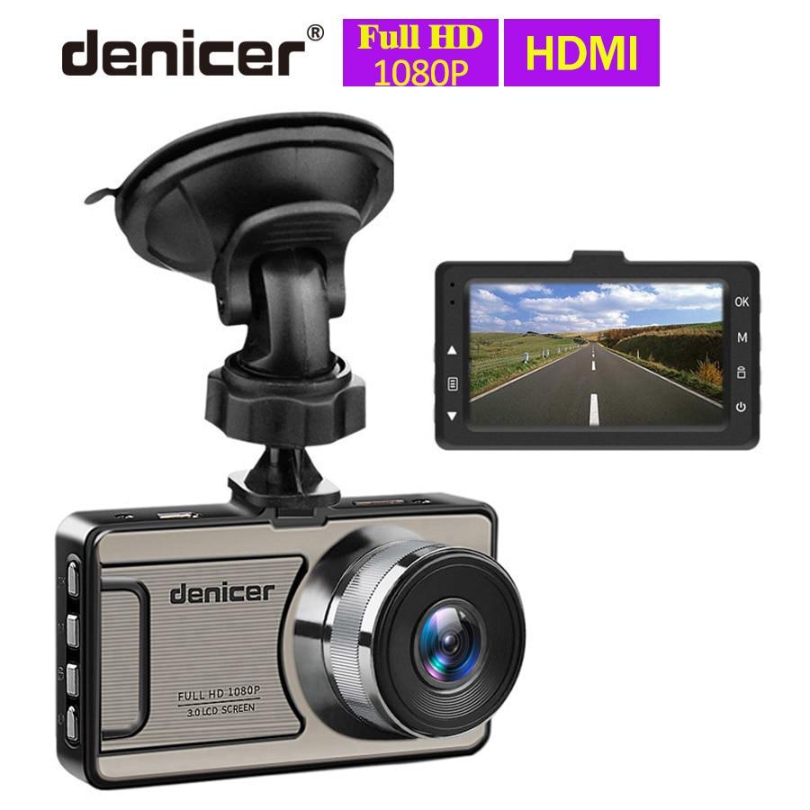 Novatek Car Camera Full HD DVR 1080P Dash Camera 30 fps Video Car Autoregistrator 170 Degree