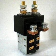 SW181 80 V DC контактор ZJWH200A для Albright SW181B-248T 80 V тип контактора гольф тележка вилочный погрузчик контактор