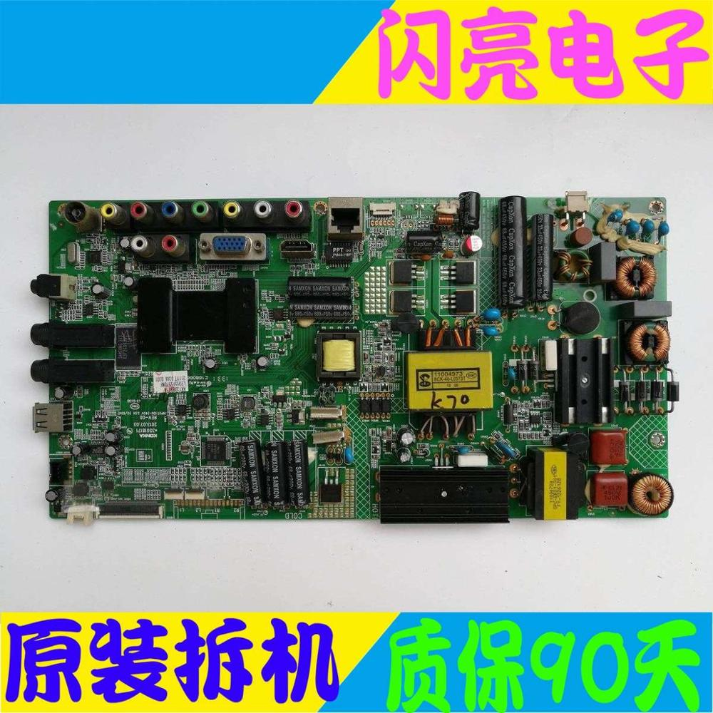 Audio & Video Replacement Parts Main Board Power Board Circuit Logic Board Constant Current Board Led 55f5510pf Motherboard 35018171 Screen 211yt Accessories & Parts
