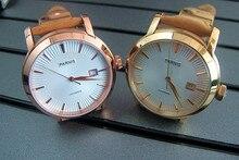 42mm Parnis 21 Jewels Japan Miyota Automatic Movement Sapphire Business Fashion Men's Watch