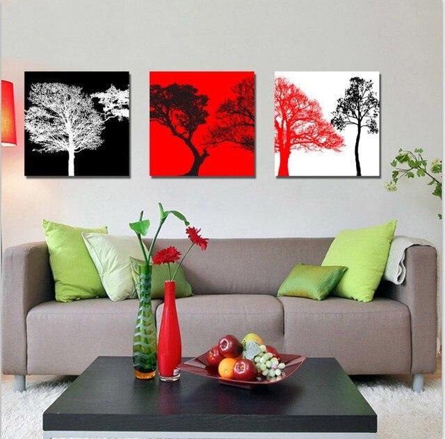 3 pezzo spedizione gratuita vendita calda parete moderna pittura passione vita casa - Pittura casa moderna ...