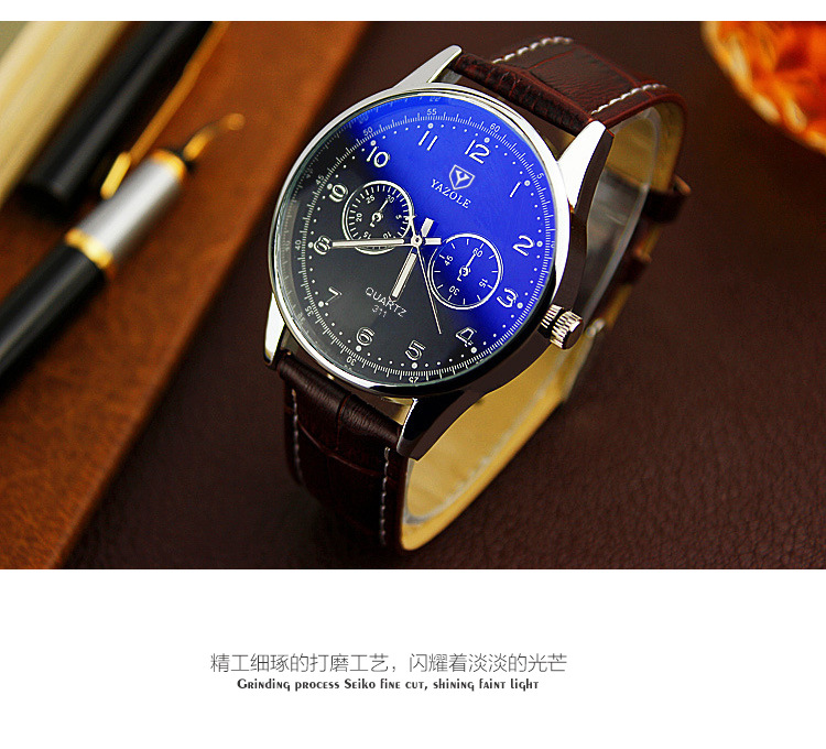 HongC Hodinky 2017 Mens Watches Top Brand Luxury Famous Quartz Watch Men Clock Male Wrist Watch Quartz-watch Relogio Masculino mens watches top brand luxury famous male clock quartz wristwatch wrist watch men hodinky relogio masculino quartz watch 369