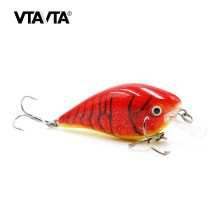 VTAVTA  7.3cm Synthetic Fishing Lure Wobbler eight Coloration Lifelike Laborious Fish Crank Bait 13g Crankbait  Fishing Deal with Croatian egg