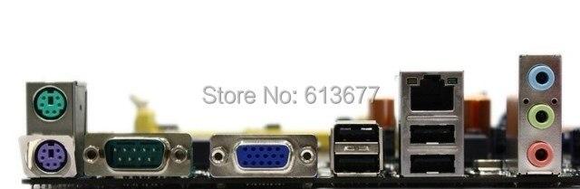 I//O Shield For ASUS F1A55-M LX3 /& P5KPL-AM SE /& F1A55-M LX3 PLUS R2.0 IO