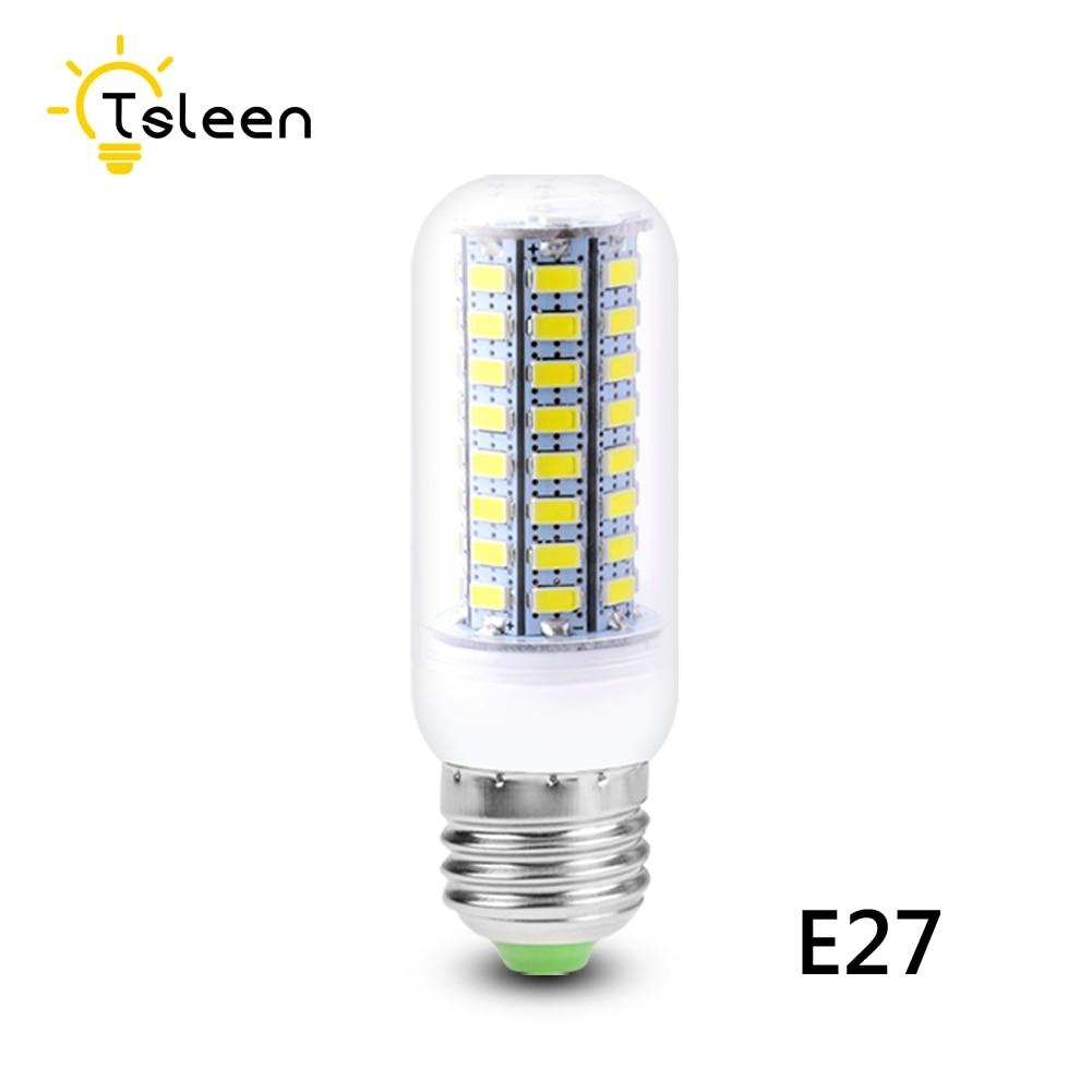 B22 5730 LED Lights Corn Bulb Energy saving Bright Lamp Milky White 7-25W 220V