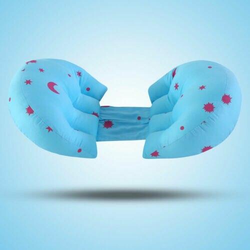 Многофункциональный беременных Для женщин для беременных и матерей после родов U-Форма мягкая подушка живота для всесторонней защиты Уход спальные Поддержка подушки - Цвет: G