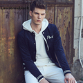 2017 Baseball Veste New Jacket Men Hood Fashion Young Mens Jackets Casual Male College Sportswear Brand Clothing Large Size 207