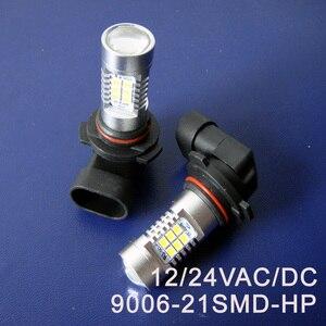 Высокое качество 10 Вт 12/24VAC/DC 9005 9006 автомобильная светодиодная противотуманная фара авто HB3 HB4 Светодиодная лампа Бесплатная доставка 2 шт./ло...