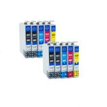 16XL cartuchos de tinta T1631 para Epson Workforce WF-2630 WF-2750 WF-2530 WF-2510 WF-2520 WF-2650 WF-2010 WF-2660 impresora