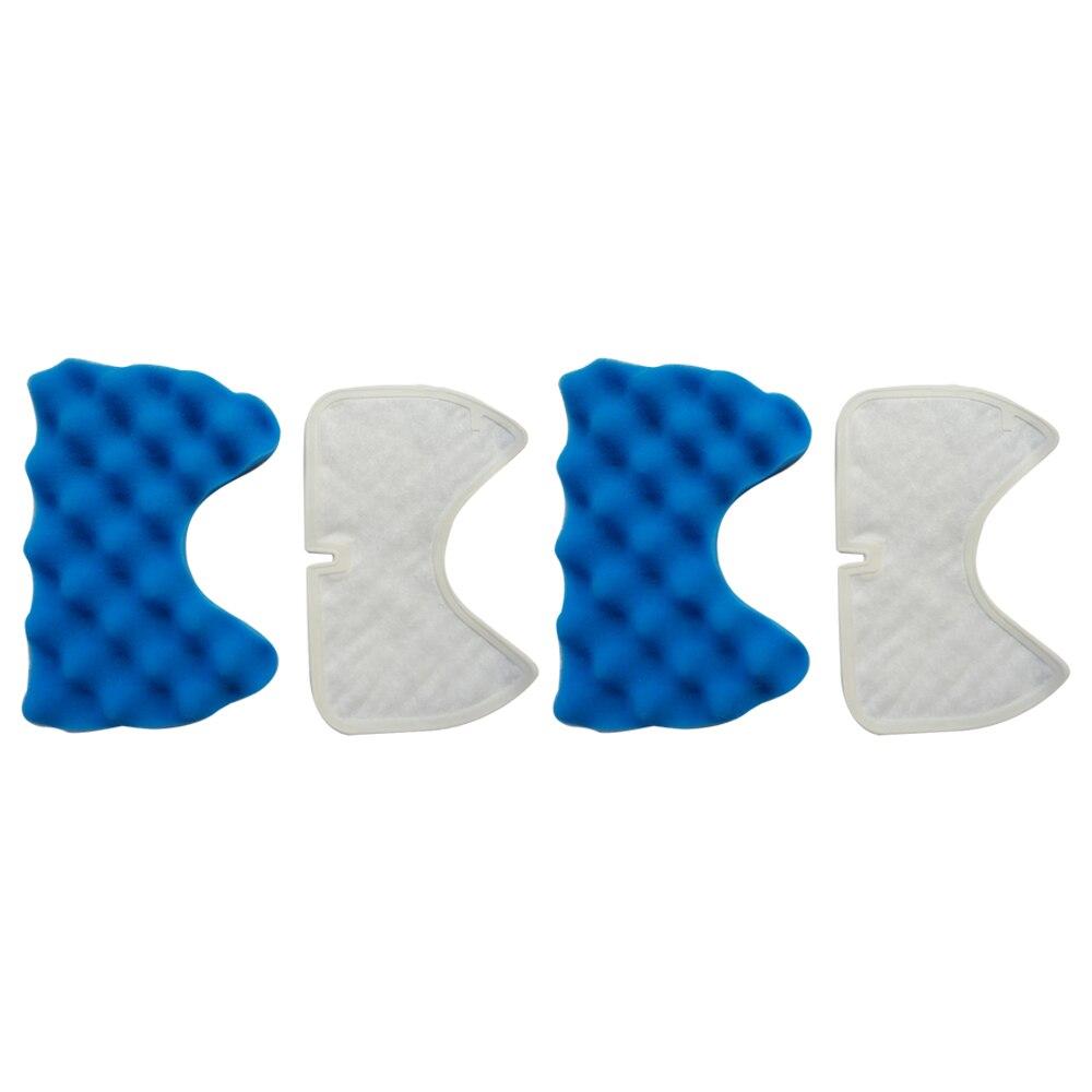 все цены на vacuum cleaner Sponge filters Hepa Part accessories For Samsung Cup SC65 /66/67/68 series Vacuum Cleaner dust filter онлайн