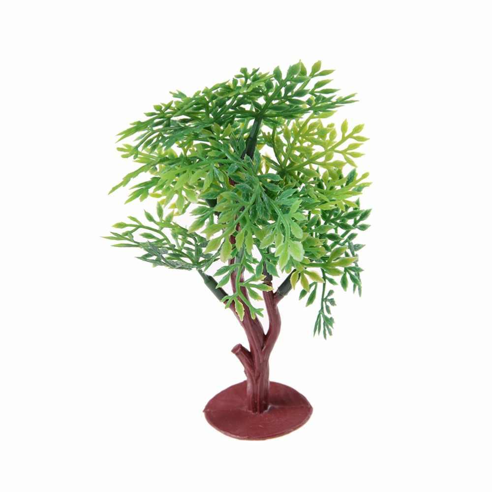 Layout Landschap 9 cm Model Bomen Poppenhuis Miniatuur Schaalmodel Boom Poppenhuis Landschap