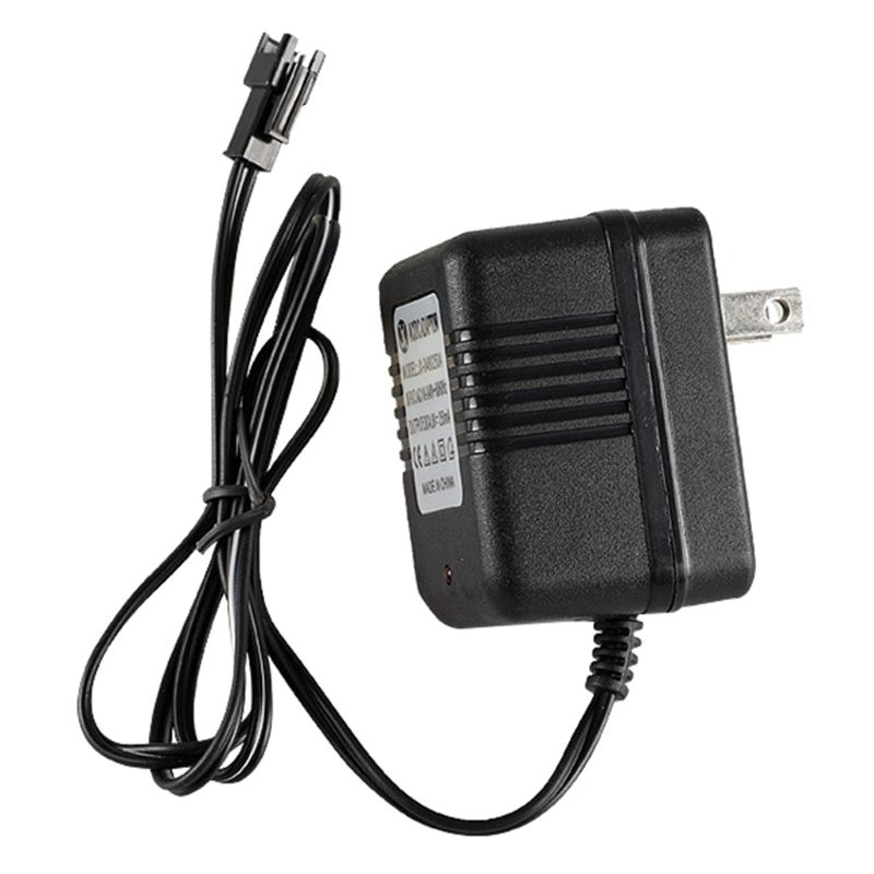 3C USB Charging Cable Ni-Cd Ni-MH Batteries Pack SM Plug Charger Adapter 4.8V 250mA Output Remote Control Toy