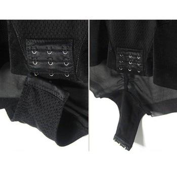 Shapewear Tummy Suit Control Underbust Women Body Shaper Slimming Underwear Vest Bodysuits Jumpsuit Correctiv L-XXL SV003223 4