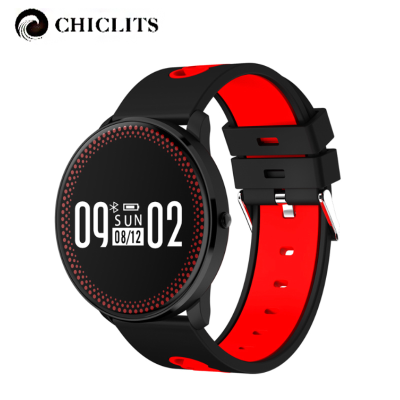 Chiclits CF007 Smart Bracelet Fitness Activity Tracker watches Sport Tracker Heart Rate Monitor Blood Pressure Monitor Support hold mi dm68 plus smart wristband blood pressure heart rate monitor bluetooth fitness bracelet call reminder activity tracker