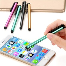 3Pcs/Set Capacitive Touchscreen Stylus Pen for iPhone iPad Huawei Smart Phone Tablet PC IJS998 цена