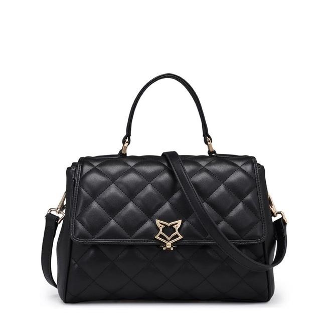 Foxer Dany Women Leather Shoulder Bag