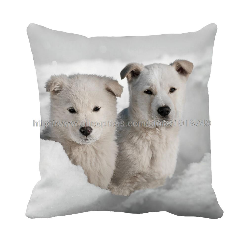 buy cute polar bear in snow field printed. Black Bedroom Furniture Sets. Home Design Ideas