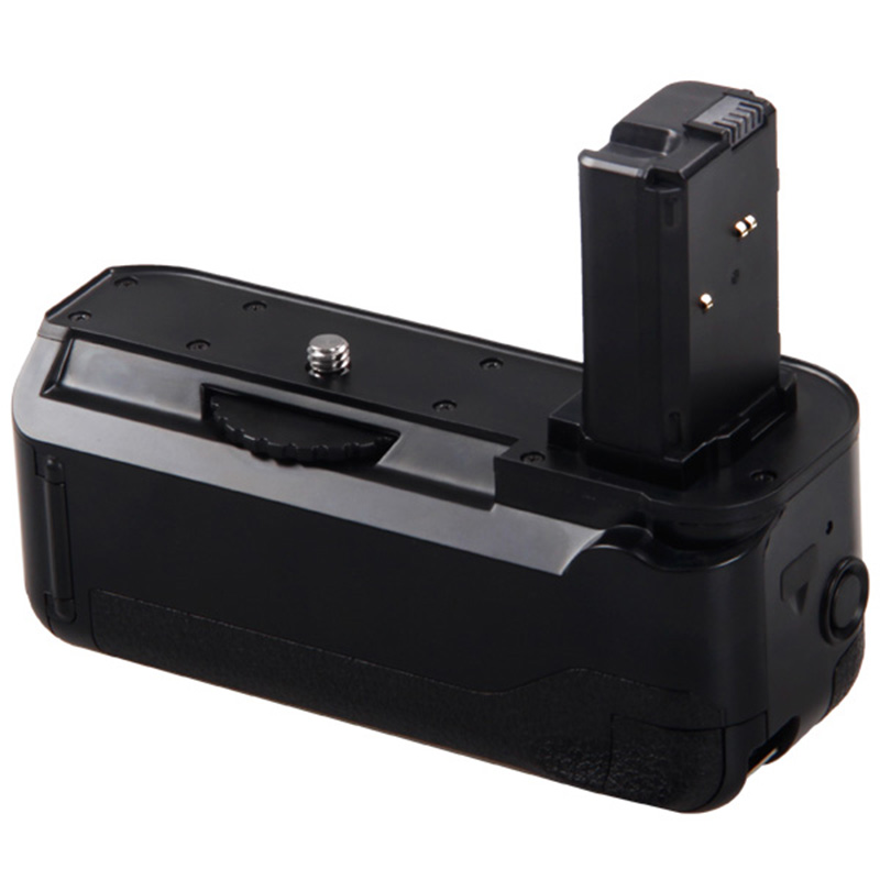 ФОТО New Battery Grip For Sony NEX A7 A7R A7S Camera Used as VG-C1EM
