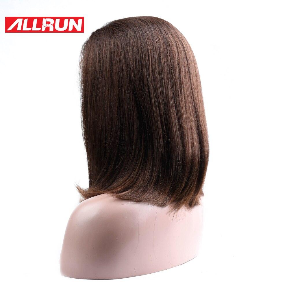 ALLRUN Βραζιλιάνα Μη Remy Hair # 4 Χρώμα 100% - Ανθρώπινα μαλλιά (για μαύρο) - Φωτογραφία 3