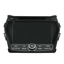 For 8″ Quad core android 5.1 Hyundai IX45 Car DVD player GPS Tape Radio Bluetooth 3G SD RDS DDR 3 1GB MP4 MP5 16G flash