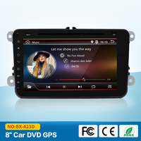 2 Din Android 6.0 Universal Car DVD Player For VW/Volkswagen/Passat/POLO/GOLF/Skoda/Seat/Leon With GPS Navigaiton WIFI Radio