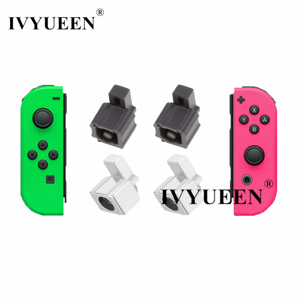 IVYUEEN 1 Pair Original Lock Buckle for Nintend Switch NS NX Joy-Con Replacement Repair Parts Game Accessories for Joy Cons ivyueen green pink red housing replacement cover for nintend switch ns joy con shell joy cons controller case game accessories