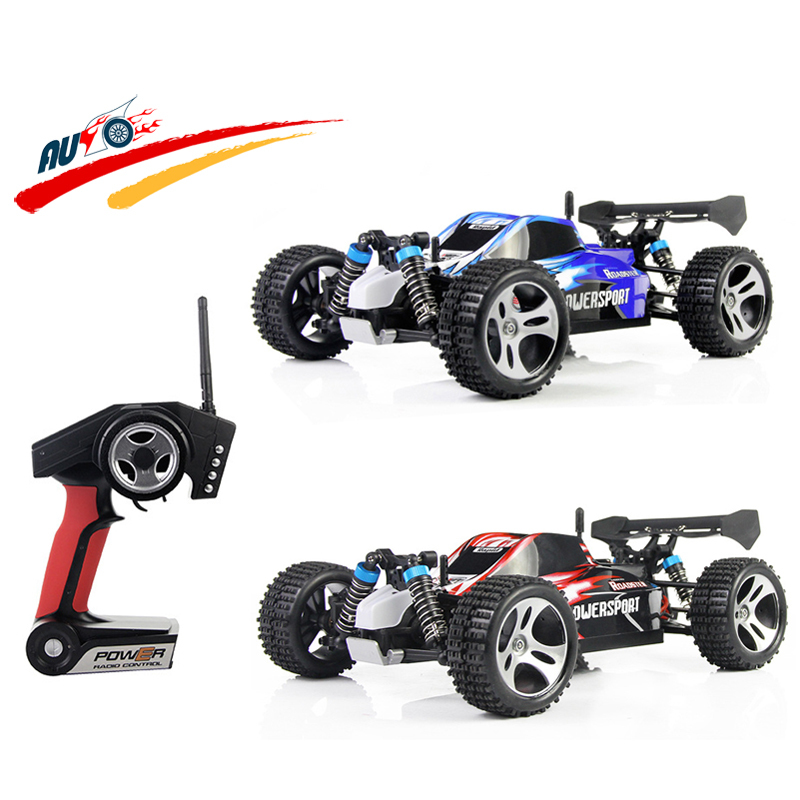 RC Car Wltoys A959 2.4G 4CH 4WD 45km/h High Speed Racing Car Remote Control Car Model Off-Road Vehicle Toy wltoys rc car 1 16 high speed rock rover toy remote control radio controlled machine off road vehicle toy rc racing car for kid