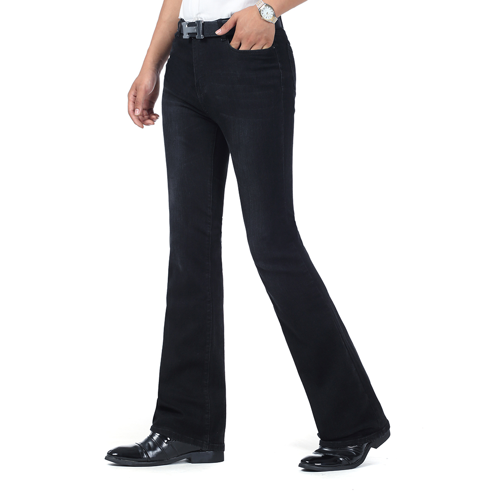 Online Get Cheap Boot Cut Black Jeans -Aliexpress.com | Alibaba Group