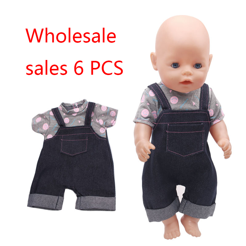 Back To Search Resultstoys & Hobbies Wholesale 43 Cm Dolls Clothes Boy Suit Baby Doll Dress Accessories Fit 18 Inch Girl Doll Gift For Children A2