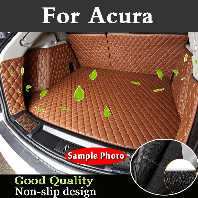 6colour Custom Liner Rear Trunk Cargo Tray Floor Mats Auto