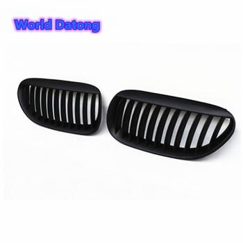 E63 coupe ABS black front grille bumper grill for BMW 6 series E64 630ci 645ci 650i 630i 635d 650ci 2005-2010