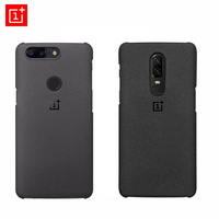 Oneplus 5t Case Original 100 Official From Oneplus Company Sanstone Protective Back Cover Case Oneplus 6