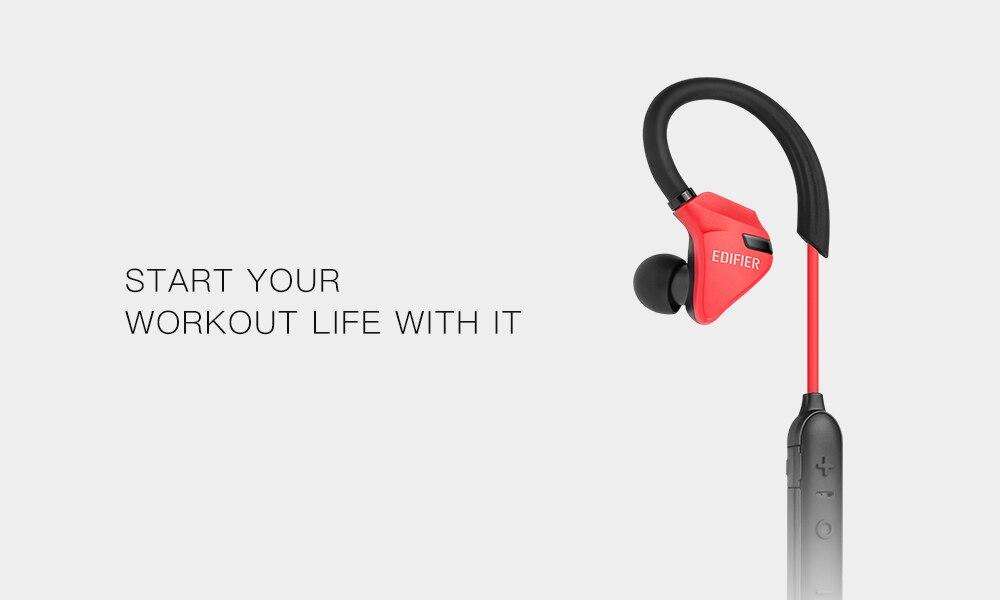 Edifier W296BT Sports Earbuds 8