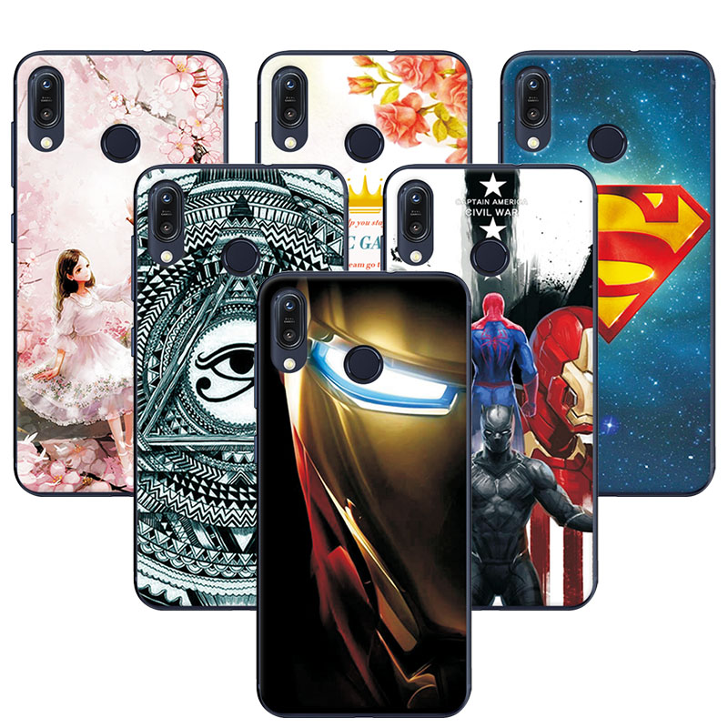 YOUVEI For Asus Zenfone Max M1 ZB555KL Case Silicone Phone Cases For Zenfone ZB555KL 5.5