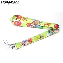 L2770 TV Rugratg Gowild lanyards id badge holder keychain ID Card Pass Gym Mobile Badge Holder Lanyard key