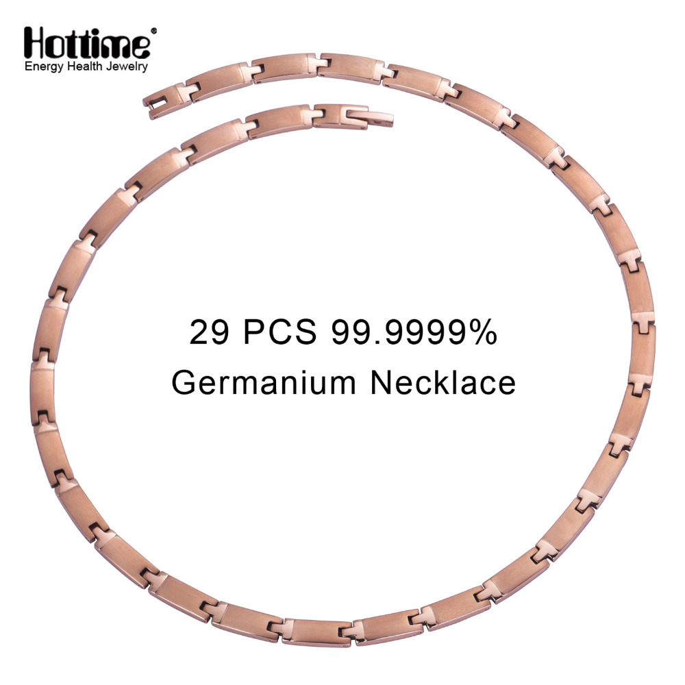 Здесь продается  Hottime 29 PCS Full 99.9999% Germanium Necklace Pure Titanium Necklaces To Reduce Cervical Pain Prevention of cervical spondylos  Ювелирные изделия и часы