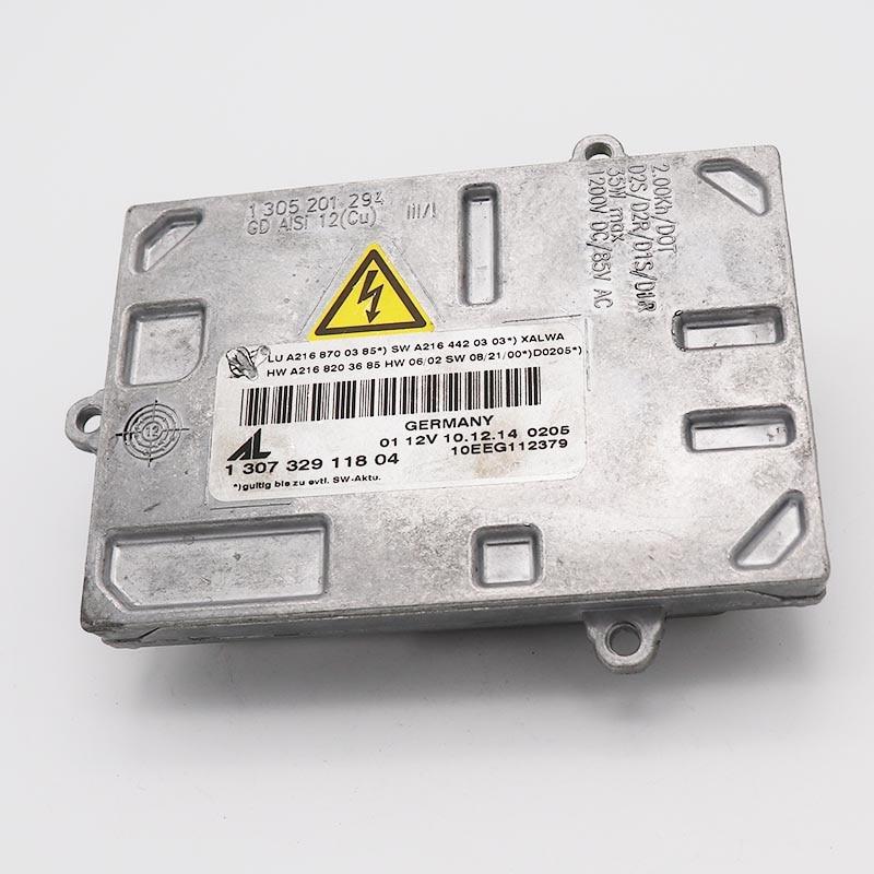 OEM AL-1 307 329 118 04 D1S D1R 35W Xenon Headlight HID Ballast FOR Mercedes-Benz A216 1307329293 1307329115 d2s r d1s r new oem al hid xenon ballast control unit module 06 08 a udi a4 s4 rs4 1307329115