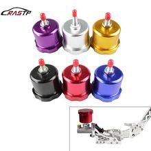 RASTP - Racing Handbrake Drift Hydraulic Oil Tank For Honda Fluid Reservoir E-brake Auto Master Cylinder Car Parts RS-HB902