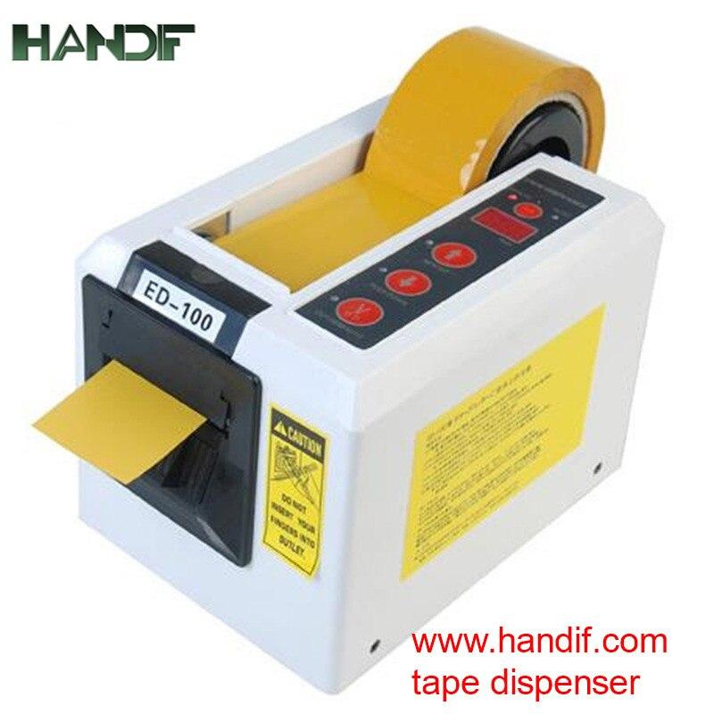 Handif automatic tape dispenser ED100 handif automatic tape dispenser machine at60