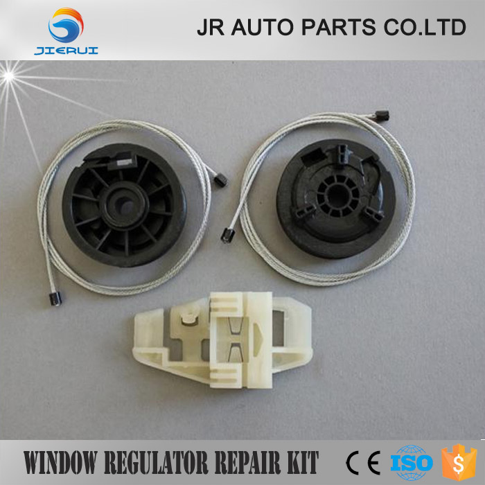 DR FOR RENAULT SCENIC II MK 2 WINDOW REGULATOR REPAIR KIT REAR LEFT 4/5 - DOOR NEW REPLACEMENT SET 2003 - 2009