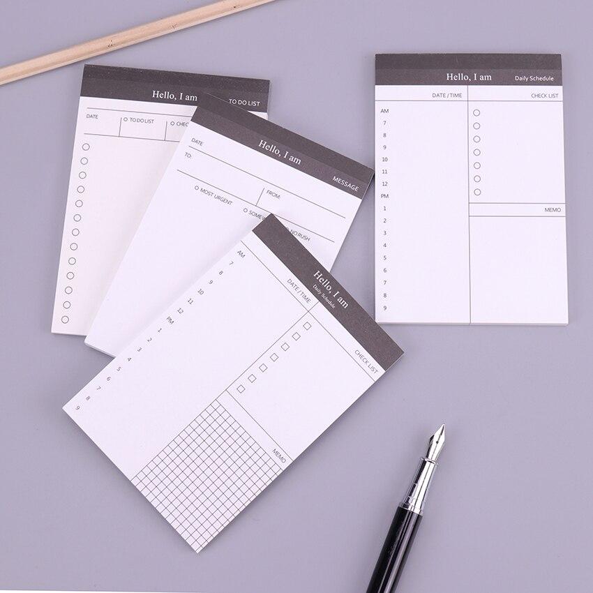 Notebooks Gut Nette Kawaii Business Planer Buch Notebook Tagebuch Agenda Filofax Für Kinder Büro Schule Liefert Exzellente QualitäT