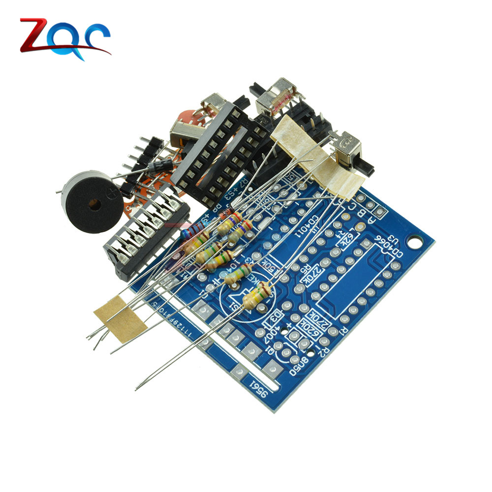16 Music Box Sound Tone Electronic Module Diy Lm386 Low Voltage Audio Amplifier Kitin Integrated Circuits 7 011231 1