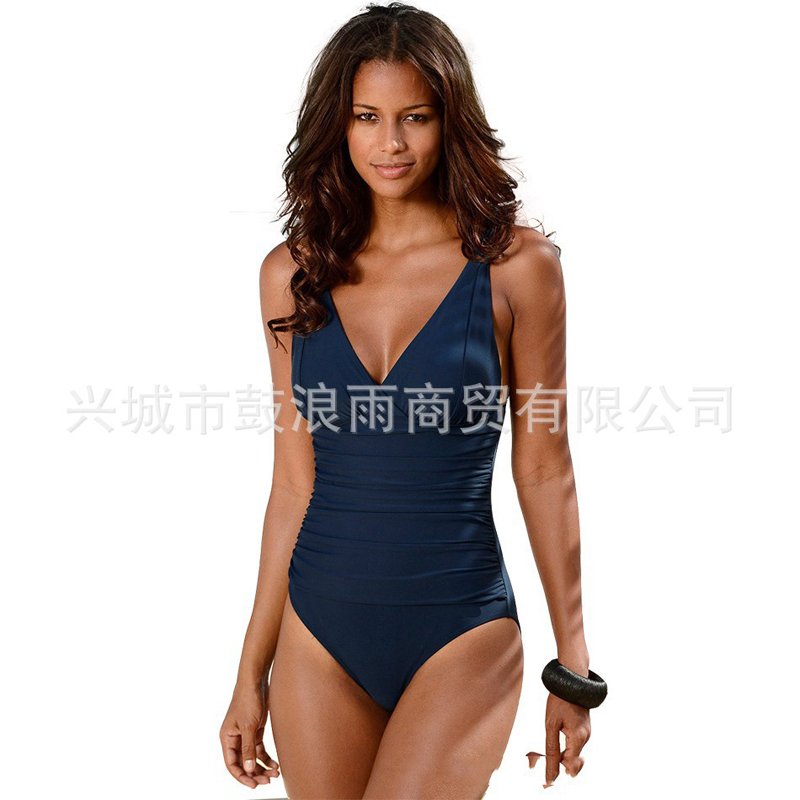 Plus Size SwimwearOne Piece Swimsuit Women Large Size Swim Wear One Piece Bathing Suit Brazilian Female Monokini Swim Suits 4XL
