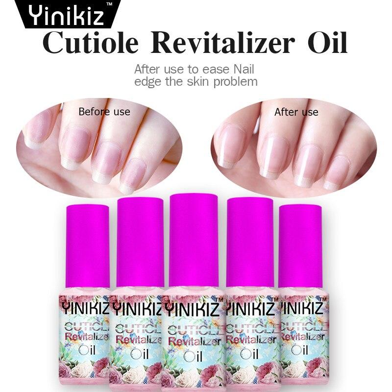 Yinikiz 50pcs 8ML Cuticle Revitalizer Oil Nail Art Treatment ...