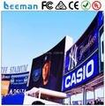 Из светодиодов медиа-экран рекламные щиты на открытом воздухе отображение, Инновационные Adevertising открытый P10 из светодиодов дисплей рекламный щит